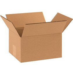 """Office Depot® Brand Double-Wall Corrugated Boxes, 6""""H x 8""""W x 10""""D, Kraft, Pack Of 15"""