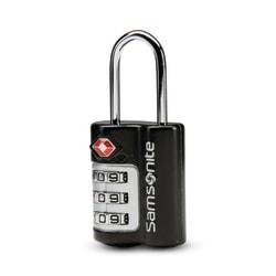 Samsonite® 3-Dial Lock, Black