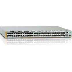 Allied Telesis AT-X930-28GSTX-00 Layer 3 Switch - 24 Ports - Manageable - 3 Layer Supported - Twisted Pair, Optical Fiber - Rack-mountable