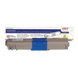 OKI® 44469701 Yellow Toner Cartridge