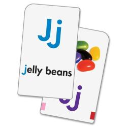 Trend Pocket Flash Cards, Alphabet, Box Of 56 Cards