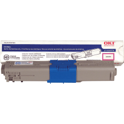 OKI® 44469720 High-Yield Magenta Toner Cartridge