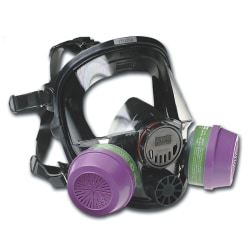 3M™ 7600 Series Full Facepiece Respirator, Medium-Large