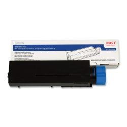 OKI® 44574901 High-Yield Black Toner Cartridge