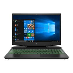 HP Pavilion Gaming Notebook, Core i5 i5-9300H, 8GB Memory, 256GB SSD, NVIDIA GeForce GTX 1650 Graphics, Shadow Black, Windows® 10 Home