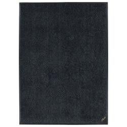 "M + A Matting Colorstar Plush Floor Mat, 48"" x 72"", Slate Gray"