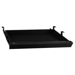Bush Business Furniture Pencil Drawer, Black, Standard Delivery
