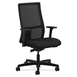HON® Ignition Mid-Back Task Chair, Black