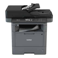 Brother MFC Wireless Monochrome Laser All-in-One Printer, Scanner, Copier, Fax, MFC-L5850DW