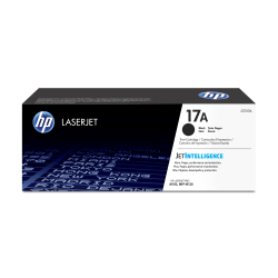 HP LaserJet 17A High-Yield Black Toner Cartridge (CF217A)