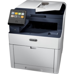 Xerox® WorkCentre® Color Laser All-in-One Printer, 6515/DN