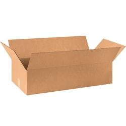 "Office Depot® Brand Flat Wardrobe Boxes, 36"" x 21"" x 10"", Kraft, Bundle Of 10"