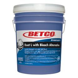Betco® Symplicity™ Duet L Detergent With Bleach Alternative, 5 Gallon Container