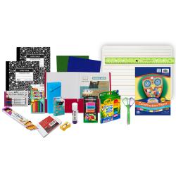Basic 16-Piece School Kit, Grades K-2