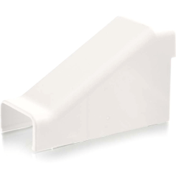 C2G Wiremold Uniduct 2800 Drop Ceiling Connector - White