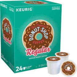 The Original Donut Shop® Single-Serve Coffee K-Cup®, Classic, Carton Of 24