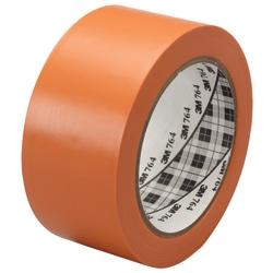 3m 764 Vinyl Tape 3 Core 2 X 36 Yd Orange Case Of 6 Office Depot