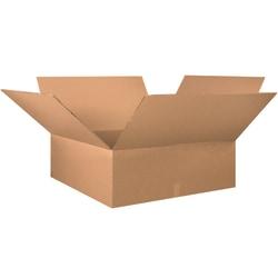 "Office Depot® Brand Double-Wall Heavy-Duty Corrugated Cartons, 36"" x 36"" x 12"", Kraft, Box Of 5"