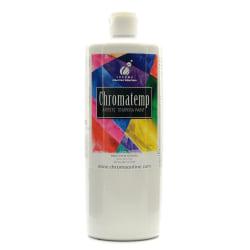 Chroma ChromaTemp Artists' Tempera Paint, 32 Oz, White