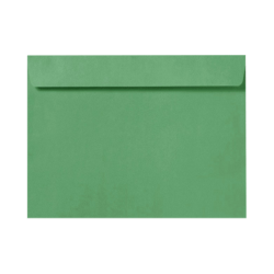 """LUX Booklet Envelopes With Peel & Press Closure, #6 1/2, 6"""" x 9"""", Holiday Green, Pack Of 500"""
