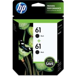 HP 61 Tri-color Original Ink Cartridges (CZ074FN), 2-Pack