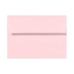 LUX Invitation Envelopes, A6, Peel & Press Closure, Candy Pink, Pack Of 500