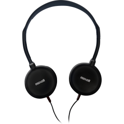 Maxell Lightweight Stereo Headphones