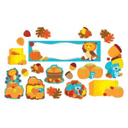Carson-Dellosa Fall Mini Bulletin Board Set, Multicolor, Grades K-5