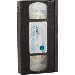 Digital Innovations CleanDr VHS Video Head Cleaning Kit