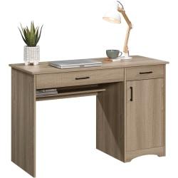 """Sauder® Beginnings 47""""W Desk, Summer Oak"""
