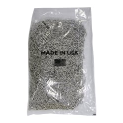 "Ball Chain Dog Tag Chains, 30"", Silver, Pack Of 100"