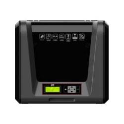 "XYZprinting da Vinci Jr. WiFi Pro 3D Printer - 5.91"" x 5.91"" x 5.91"" Build Size - Fused Filament Fabrication - Single Jet - 15.7 mil Layer - 68.9 mil Filament - Polylactic Acid (PLA), Antibacterial PLA, Tough PLA, Polyethylene Terephthalate Glycol"