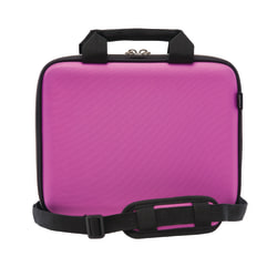 """Nuo Tablet Slim Brief For Apple® iPad® And Tablets Up To 10"""", Pink"""