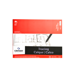 """Canson Tracing Pad, 19"""" x 24"""", 50 Sheets"""