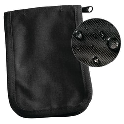 "Rite in the Rain Pocket Notebook Cover, 5"" x 7 1/4"", Black"