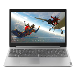 "Lenovo® IdeaPad L340 Laptop, 15.6"" Screen, AMD Ryzen 3, 8GB Memory, 1TB Hard Drive, Windows® 10 Home, 81LW001BUS"