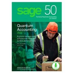 Sage 50 Quantum Accounting 2020 U.S. 3-User (Windows)