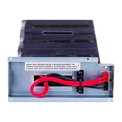 CyberPower RB1290X3L Battery Kit - 9000 mAh - 12 V DC - Sealed Lead Acid (SLA) - Leak Proof/Maintenance-free