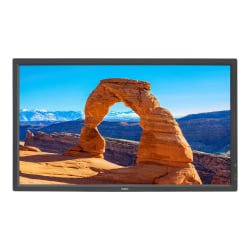 "NEC® High-Performance 32"" LED Display"