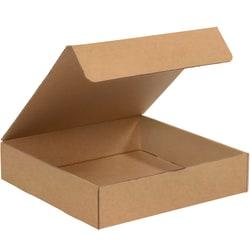 "Office Depot® Brand Literature Mailers, 12"" x 12"" x 4"", Kraft, Pack Of 50"