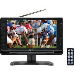 "Supersonic SC-499 9"" LCD TV - Black"