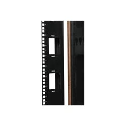 "Tripp Lite 42U Rack Enclosure Server Cabinet Copper Bus Grounding Bar - 0.6"" Width"