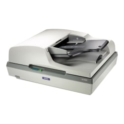 Epson GT-2500 Sheetfed Scanner - 1200 dpi Optical - 48-bit Color - 16-bit Grayscale - 27 ppm (Mono) - 11 ppm (Color) - USB