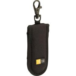 Case Logic® Neoprene USB Drive Case, Holds 2 USB Drives, Black