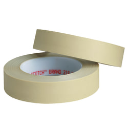 """3M™ 218 Masking Tape, 3"""" Core, 2"""" x 180', Green, Pack Of 3"""