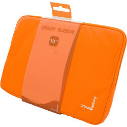"""Urban Factory MSC11UF Carrying Case (Sleeve) for 15"""" to 16"""" Notebook - White - Vinyl"""