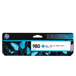 HP 980 (D8J07A) Cyan Ink Cartridge