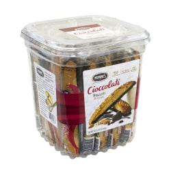 Nonni's Biscotti Cioccolati, Tub Of 25