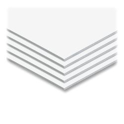 """Elmer's® Sturdy-Board Foam Boards, 20"""" x 30"""", White, Carton Of 25"""