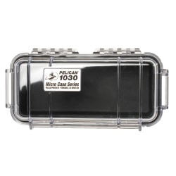 """Pelican™ 1030 Micro Case, 7.50"""" x 3.87"""" x 2.43"""""""
